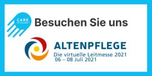Event ALTENPFLEGE virtuelle Leitmesse 2021